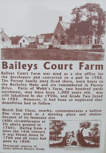 Bailey's Court Farm